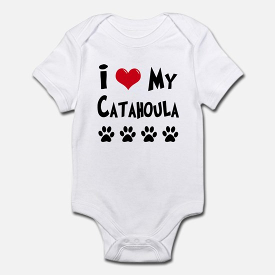 Catahoula Infant Bodysuit