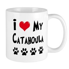 Catahoula Small Mug