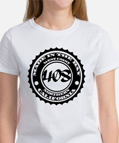 Made in the 408 - Women's T-Shirt