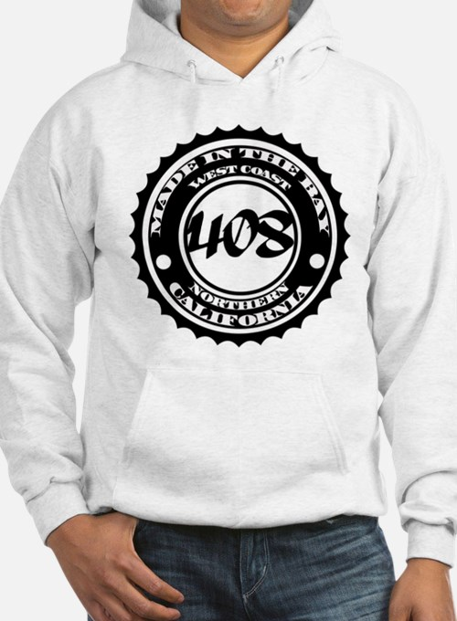 Made in the 408 - Jumper Hoody