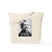 Mark Twain Tote Bag