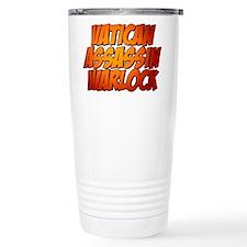 Vatican Assassin Warlock Travel Mug