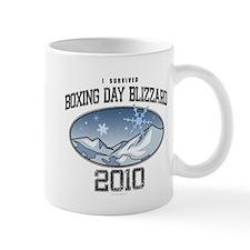 I Survived Boxing Day Blizzard 2010 Mug