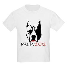 Pitbull with Lipstick - Palin 2012 T-Shirt