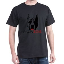 Pitbull with Lipstick - Palin 2012 T-Shirt