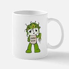 Algae Mascot Fuwa 2008 Mug