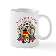 Deutschland Soccer Mug