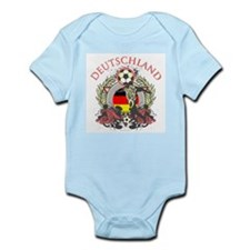 Deutschland Soccer Infant Bodysuit