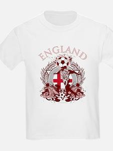 England Soccer T-Shirt