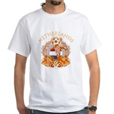 Netherlands Soccer Shirt