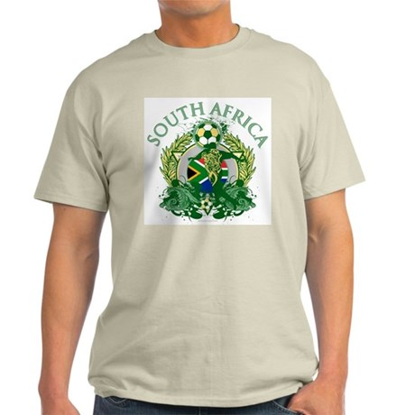 South Africa Soccer Light T-Shirt