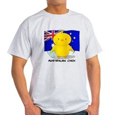 Australian Chick T-Shirt