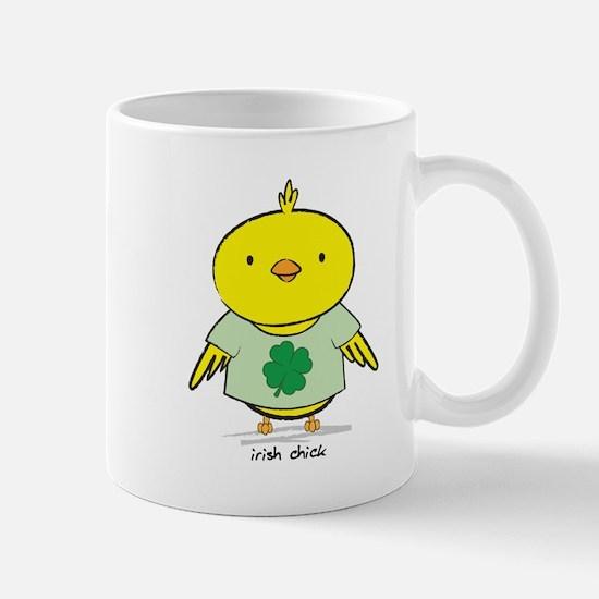 Irish Chick Mug