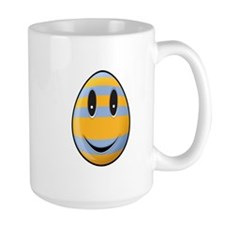 Smiley Easter Egg Mug