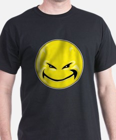 Smiley Face - Yellow Devil T-Shirt