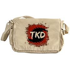 TKD Hurricane Messenger Bag