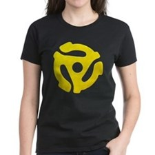 Yellow 45 RPM Adapter Tee