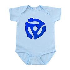 Blue 45 RPM Adapter Infant Bodysuit