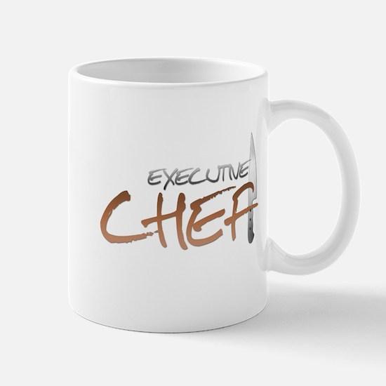Orange Executive Chef Mug