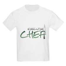 Green Executive Chef T-Shirt