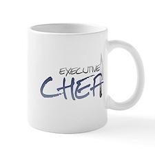 Blue Executive Chef Mug