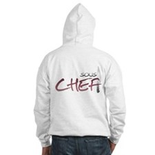 Red Sous Chef Hoodie