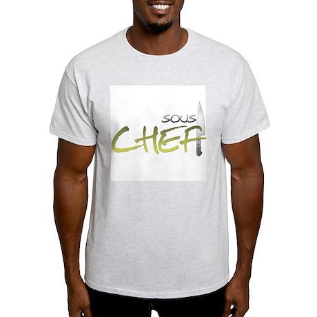 Yellow Sous Chef Light T-Shirt
