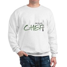 Green Sous Chef Sweatshirt
