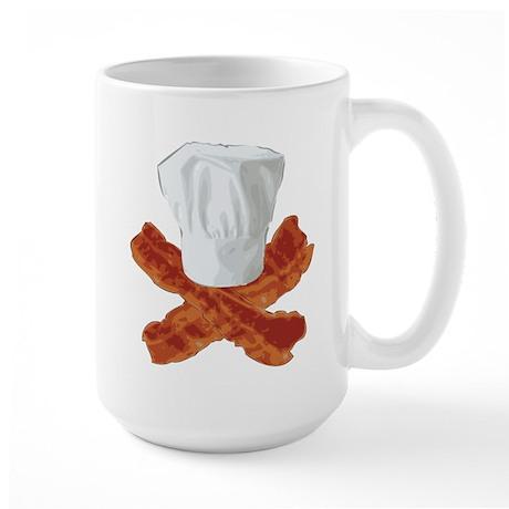 Bacon Chef Large Mug