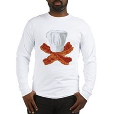Bacon Chef Long Sleeve T-Shirt