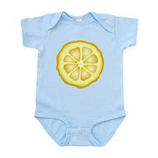 Lemon Slice Infant Bodysuit