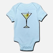 Dirty Martini Infant Bodysuit