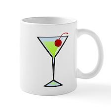 Green Apple Martini Mug