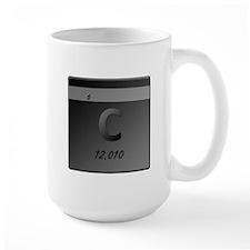 Carbon (C) Mug