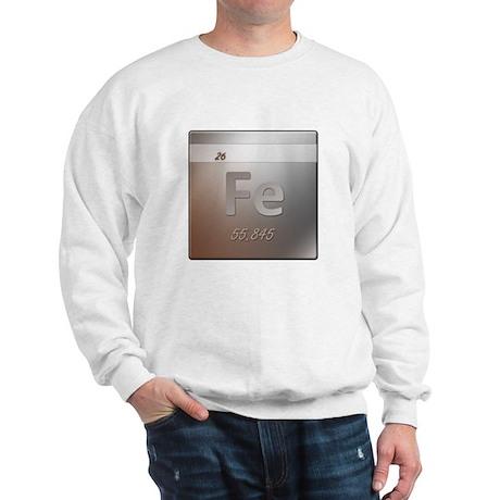Iron (Fe) Sweatshirt