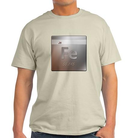 Iron (Fe) Light T-Shirt