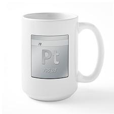 Platinum (Pt) Mug