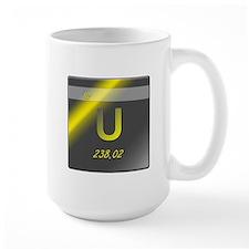 Uranium (U) Mug