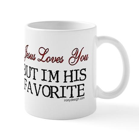 Jesus Loves You... Mug