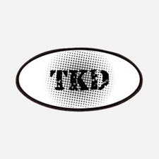 Martial Arts TKD Patches