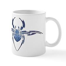 Tribal Spider Tattoo Mug