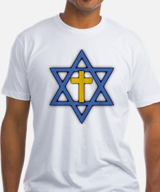 Star of David with Cross Shirt