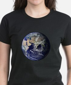 Eastern Earth from Space Tee