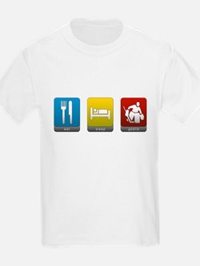 Eat, Sleep, Goalie T-Shirt