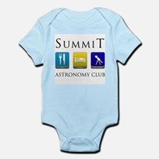 Summit Astronomy Club - Stargaze Infant Bodysuit