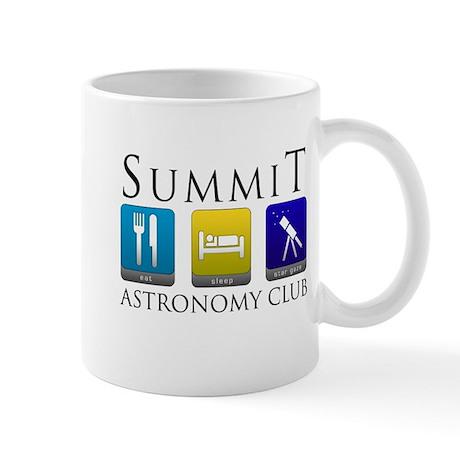 Summit Astronomy Club - Stargaze Mug
