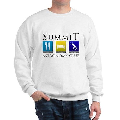 Summit Astronomy Club - Starg Sweatshirt