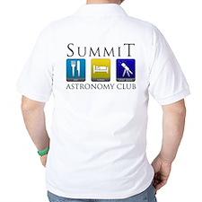 Summit Astronomy Club - Stargaze T-Shirt