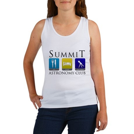 Summit Astronomy Club - Stargaze Women's Tank Top
