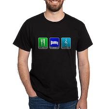 Eat, Sleep, Music T-Shirt